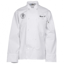 Men's 10 Button Chef Coat