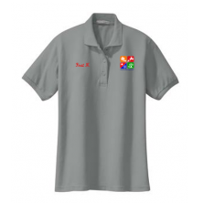 Facility Management  Ladies' Short Sleeve Polo