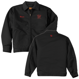 Plumbing & Heating - Adult Slash Pocket Work Jacket - BC