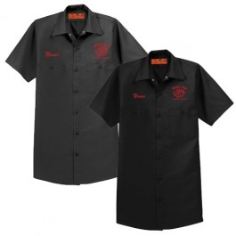 Plumbing & Heating - Short Sleeve Work Shirt