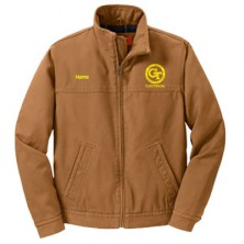 Electrical Adult Duck Cloth Work Jacket