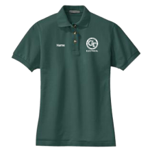 Electrical - Ladies' Short Sleeve Polo Shirt