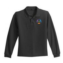 Child Long Sleeve Polo