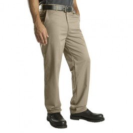 Men's Flat Front Pants by Dickies