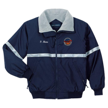 P&H Adult Challenger Jacket with Reflective Taping