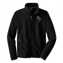 Men's Full Zip Polar Fleece