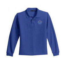 Child Long Sleeve Polo - LEADER