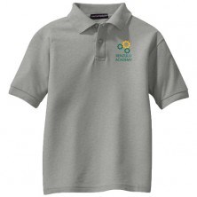 Child Short Sleeve Polo