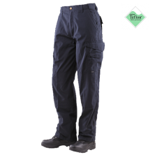 Heavy-Duty Work Pants With Rip-Stop Protection