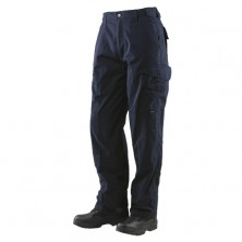 CJPS - Navy Heavy-Duty Work Pants With Rip-Stop Protection