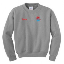 HVAC Adult Sweatshirt