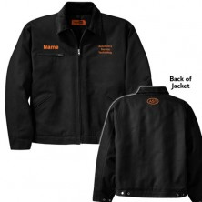 Auto Tech Duck Cloth Work Jacket