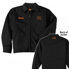 Auto Tech Slash Pocket Work Jacket
