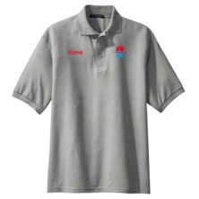 HVAC Men's Short Sleeve Polo Shirt