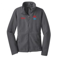 HVAC Ladies' Full Zip Polar Fleece