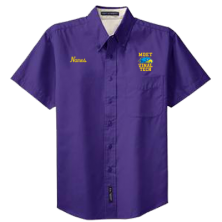 MDET -  Men's Short Sleeve Work Shirt
