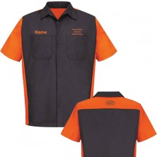 Auto Tech Work Shirt